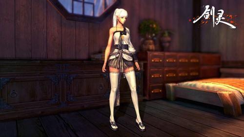 《剑灵》金亨泰服装设计美学的艺术魅力