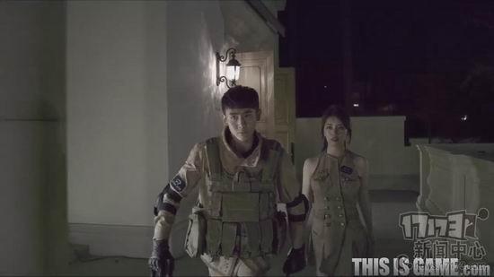 韩missa&2pm性感帅气《穿越火线》宣传片曝光