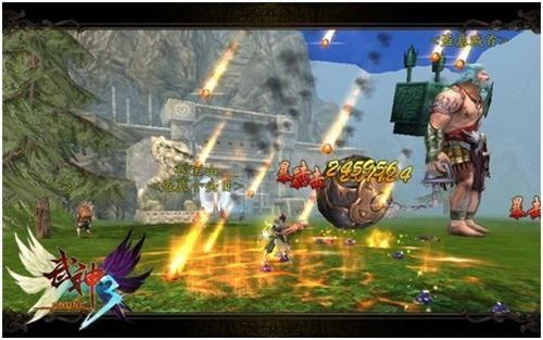 武神3最新图片