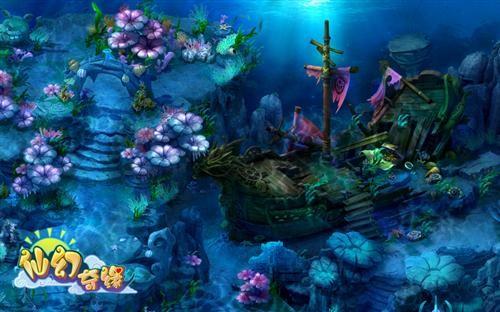 海洋奇缘小动物图片