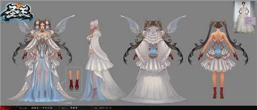 中式婚礼礼服(女)
