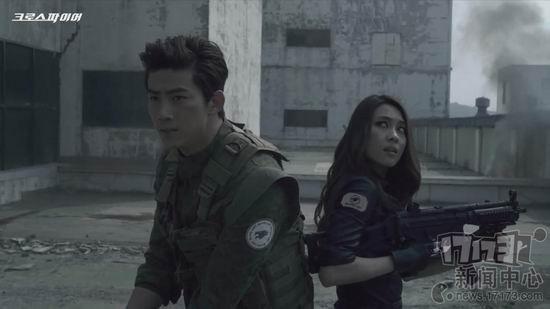 韩《穿越火线》公布missa剧情完整版宣传片