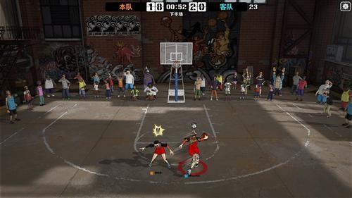 小前锋pk得分后卫 谁才是《自由篮球》得分王