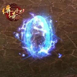 传奇世界魔法盾和金刚护体图片