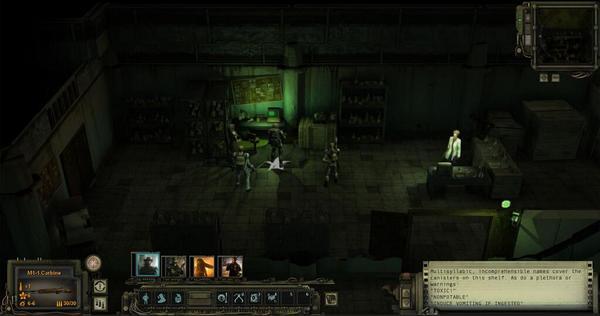 浓浓辐射风 《废土2》游戏室内场景很像辐射