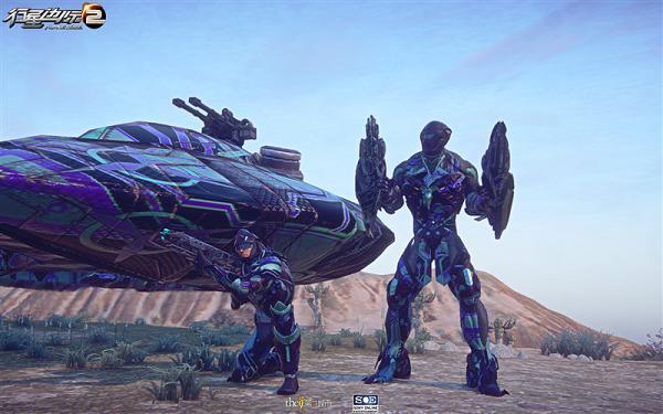新兵看过来 《行星边际2》全职业教学视频