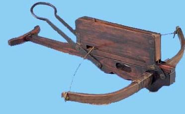 武器/机关弩是很古老的单手射击武器