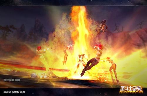 图片: 图1:热血基地对抗+生死弟兄并肩战斗.jpg