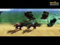 《轩辕传奇》公会超绚新年战斗视频