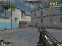 逆战:AK47-R天梯赛海滨小镇露锋芒