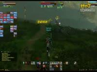 韩服DG龙盟攻杀敌对主城