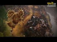 《上古世纪》哈里兰种族特色展示视频