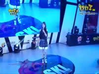 安蕾尔演唱《指尖风暴》!第四届SKL中韩对抗赛