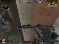 玩家视频:逆战教你炮打机甲拿ACE