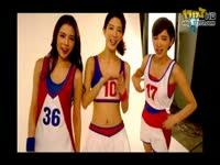 《自由篮球》台服宣传 DreamGirls女神