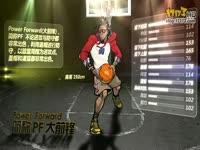 《自由篮球》8.21首测职业介绍 大前锋