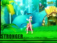 一米阳光个人-Be More Stronger