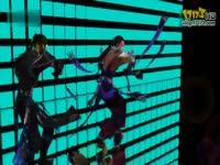 《剑网3》巴蜀双雄MMD:唐毒之舞