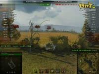 坦克世界极光出品REP新秀C系第一视角现场实录