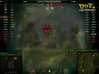 坦克世界REP新秀猎豹II第一视角现场实录