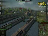 坦克世界[熊猫出品]M4谢尔曼11杀
