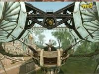 上古世纪-第一次乘坐飞空艇
