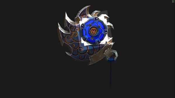 魔兽武器矢量图