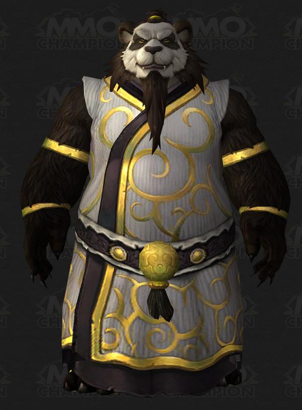 皇帝测试_熊猫人末代皇帝少昊模型 测试服模型汇总_17173魔兽世界专区