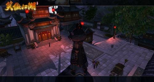 图片:图5-玩家化身蒙面黑衣人,潜入敌帮盗宝.jpg