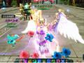 仙侠世界御花小仙称号 凤求凰·紫藤衣服