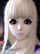 剑灵天女捏脸数据 芭比机器人娃娃