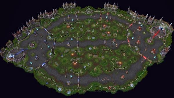 《风暴英雄》设计师访谈:详解新地图恐魔园