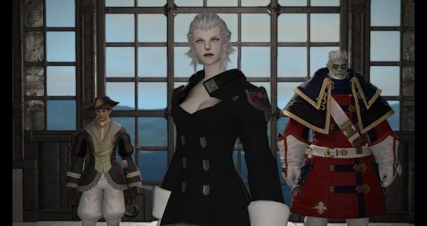 图说最终幻想14三大势力 外貌协会必看
