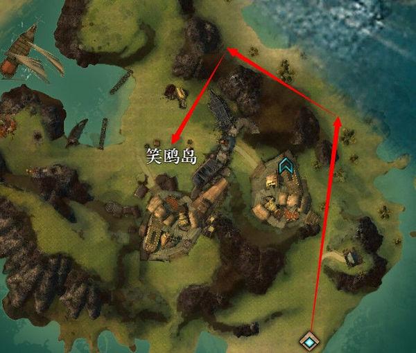 激战2海盗刷新时间 泰达・科文顿位置攻略