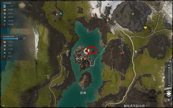 《激战2》罗纳通道观景点攻略