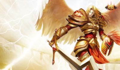 之剑.——审判天使凯尔-真真是极好的诗句 一句话诠释英雄联盟女