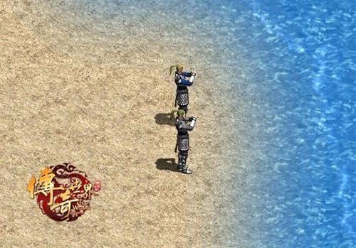在传世新区中自动战斗模式如何玩
