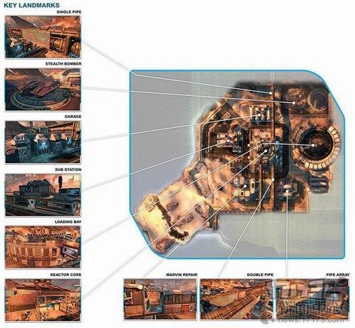 俯瞰《泰坦陨落》15张官方地图设定曝光_网络游戏新闻