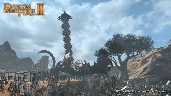 从城镇到战场 《炽焰帝国2》新介绍视频曝光
