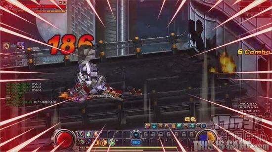 【17173专稿,转载请注明出处】 1日,韩国2D横版动作RPG新游《魂之猎手》公布实玩视频。 《魂之猎手》是款类DNF近未来幻想2D横版动作闯关网游,该游戏具备许多动态背景,如快速移动的船只或飞速坠落的石板等,并且玩家可以破坏或抓抛场景内的物体进行爆破来攻击敌人。此外,该游戏还开放多种模式,包括随意选择地图的分支模式,守卫指定地点的守卫模式,保卫队友的防御模式以及与Boss单挑的1v1竞技模式等。 另一方面,《魂之猎手》目前开放四个职业,分别为物魔兼修的软鞭、镰刀使用者猎杀者,近程物理