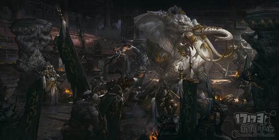 斗战神,天王堡Raid 3区最新图片