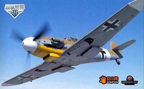 《战机世界》最神秘战机top5