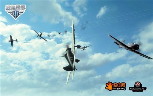 《战机世界》5·29开放测试
