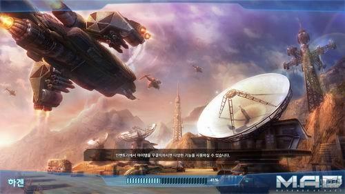 盘点韩国制造的那些科幻题材mmorpg网游