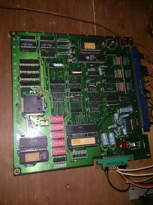 电路板 平面图 500_667