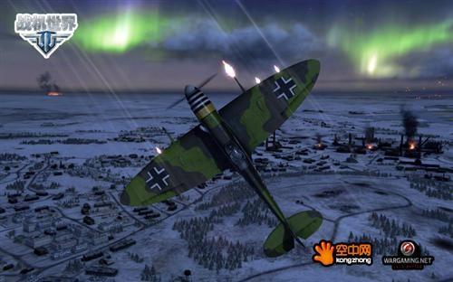 """纪念《战机世界》中那些""""远离家乡""""的战机们_网络游戏"""