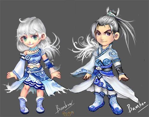 《梦幻西游2》首届玩家锦衣设计大赛颁奖