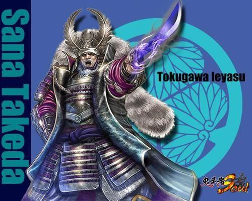 Sana为《鬼武者魂》绘制的德川家康加入了更多日式的华丽元素 由Sana带来日本战国武将称得上是日系的华丽与美式的大气完美结合的作品,笔下的德川家康举剑的动作充满了战国霸主的气势。她为角色特地加入了一些日式风格的装饰花纹与漂亮的盔甲反光细节,而在人物的神态刻画上,则着力突出美式的写实,具有传神的冲击力,令许多还不了解她的日本玩家大开眼界,她的德川家康被评为有史以来最霸气的家康
