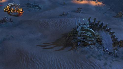 《传奇永恒》沙画风格视频解读游戏故事