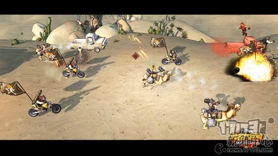 《勇者大冒险》发布新宣传片 海底作战首曝_网络游戏